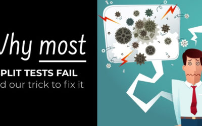 Why Most Affiliate Site Split-Tests Fail (and how to fix it)