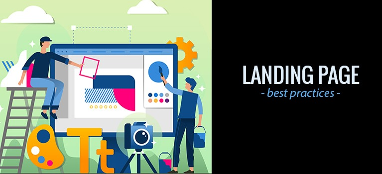 lead generation Landing page best practices