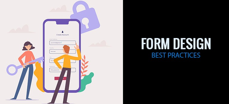 Form Design Best Practices For the Best Sign-up Forms that Convert