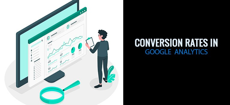 How to check conversion rates in google analytics