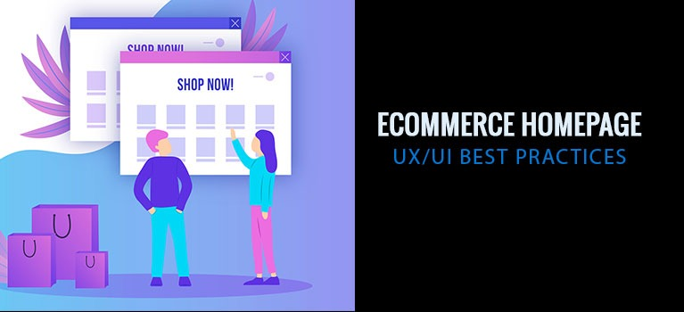 eCommerce Homepage Best Practices: UX/UI Tips
