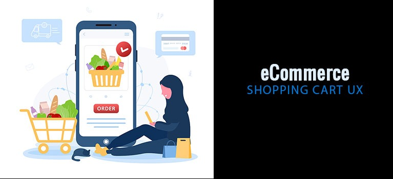 eCommerce Shopping Cart UX Design Tips
