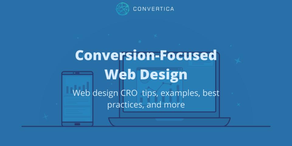conversion focused web design cro